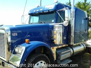 2008 Freightliner Classic 120