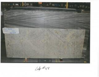LOT OF (1) SLABS: PERSA AVORIO POLISHED