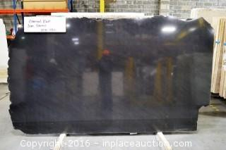 LOT OF (4) SLABS: AMARULA POLISHED, CHARCOAL BLACK
