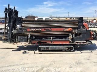 2013 Ditch Witch JT20 Directional Drill