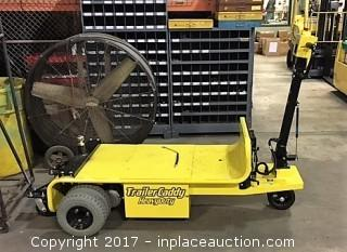 2016 DJ Products Trailer Caddy
