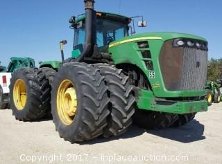 2008 John Deere 9630 Scraper Tractor