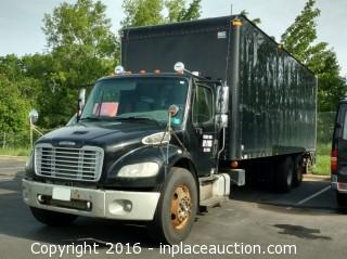 2007 Freightliner M2 Business Class 106