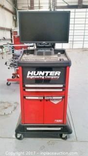 2015 Hunter WA47X Aligner