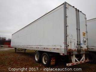 2007 Great Dane 7411TP-SA 53' Van Trailer