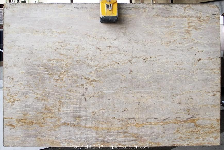 InPlace Auction - Auction: #4 - MOVING SALE - MARBLE and GRANITE