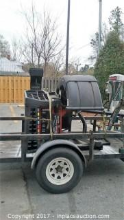 2014 Hunter Wheel Balancer GSP9700