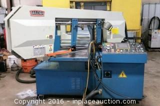 2014 Baileigh BS-24A Band Saw