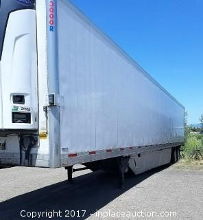 2010 Utility 3000R Reefer Trailer