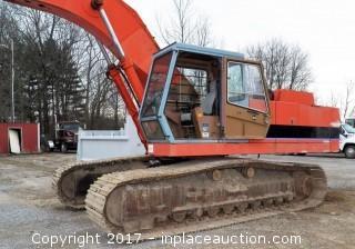 1995 Koehring 6633 Excavator