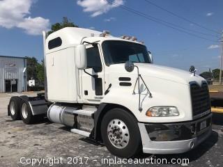 2011 Mack CXU613 60