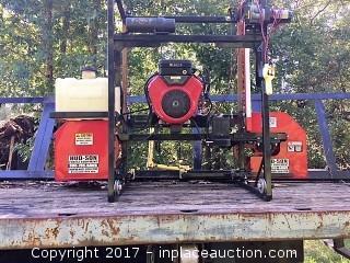 2015 HUD-SON HFE-36 Portable Sawmill