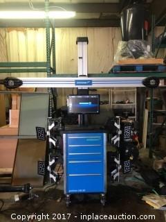 2013 Hofmann EEWA721AL Aligner system
