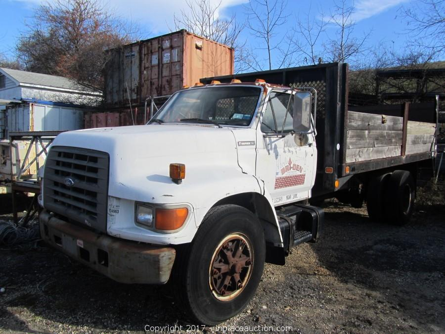 inplace auction auction masonry construction and scaffolding rh inplaceauction com Ford F800 Specifications Hummer H3 Manual