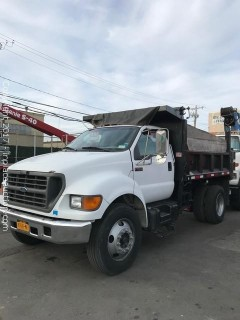 2000 Ford F-650 Dump (WATCH VIDEO)