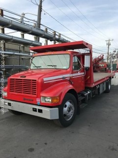 1998 International 4700 RUNS GREAT!