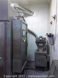 2015 Enviro-Pak CVU-650 Food Processing Oven