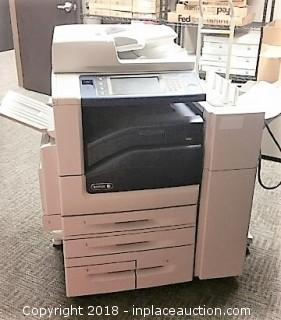 2015 Xerox Workcentre 7845 Multi-function Copier