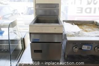 Small Pitco Fryer