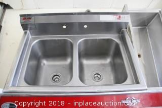 Eagle Double Basin Sink