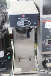 Grind Master Coffee Machine