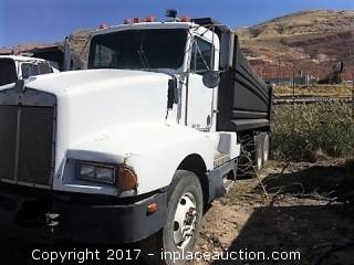 1988 Kenworth T60 Dump Truck