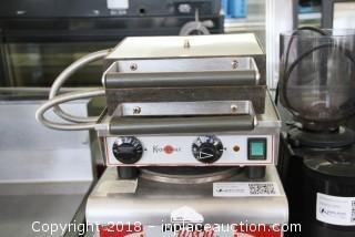 Krampouz Waffle Press