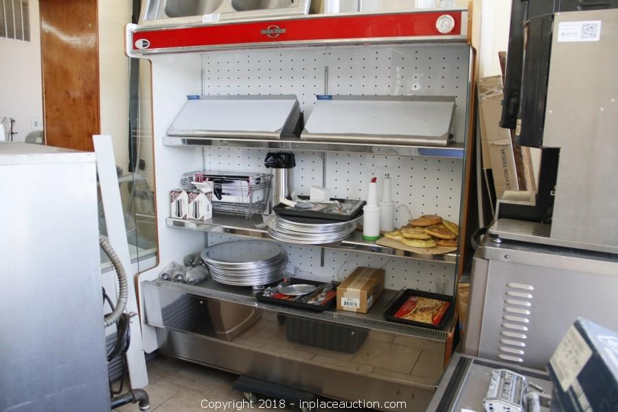 LAST CHANCE RESTAURANT EQUIPMENT AUCTION-REDUCED AGAIN!
