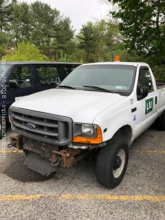 2001 Ford F-250 Pick Up