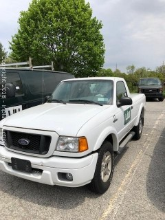 2004 Ford 4x4 Edge Pickup 27,339 Miles