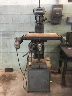 LADE/MILLING MACHINE