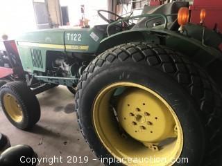 ?John Deere Tractor