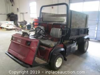 Toro Workman 3300D 2 Passenger Utility Vehicle