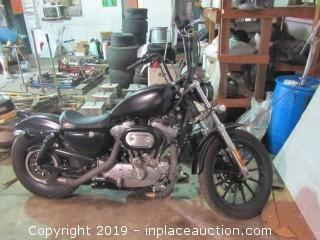 2002 Harley Davidson Sportster 1200