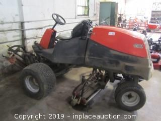 Jacobson LF3400 Seated Lawn Mower