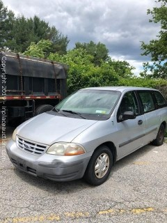2000 Ford Windstar Cargo Van