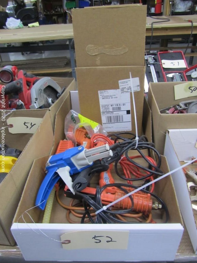 NEW BUSINESS SYSTEMS AUCTION