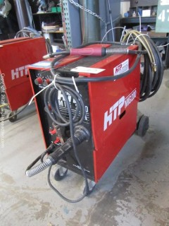 HTP MIG 240 Portable Mig Welder w/Built in Wire Feed