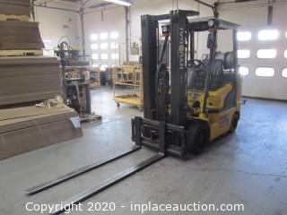 Hyundai 25LC-7M Forklift