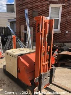 Yale Forklift Walk Behind - good working condition!